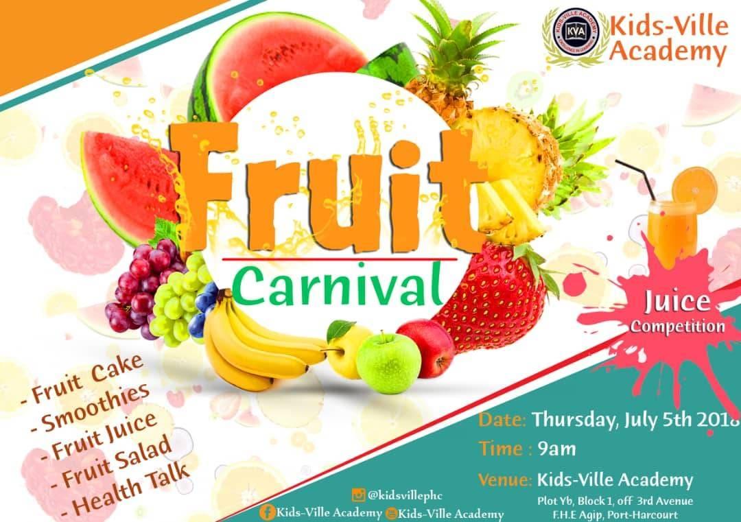 Fruit Carnival